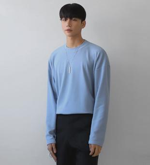 라온 루즈핏 티셔츠
